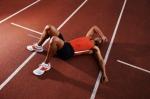 tired athleet