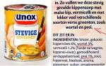 unox uitgelicht