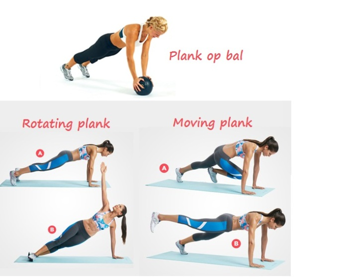 Bootcamp Naaldwijk personal plus training Plank2